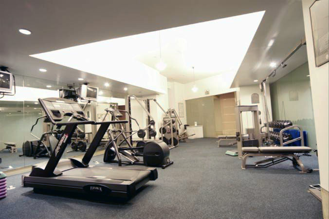 Gym of Essensa East Forbes