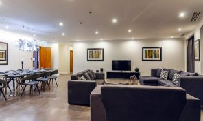 Modern 3 Bedroom Condominium Unit for Rent