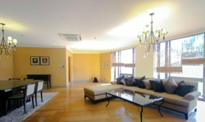 3 Bedroom Condo Unit for Rent in Essensa East Forbes