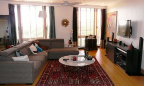 Furnished Unit in Essensa East Forbes for Rent